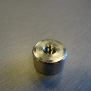 Round Spacer Stainless