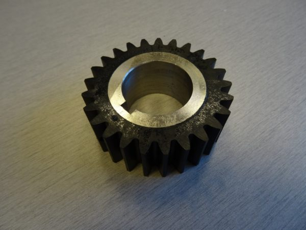 25 T molded gear for microspan