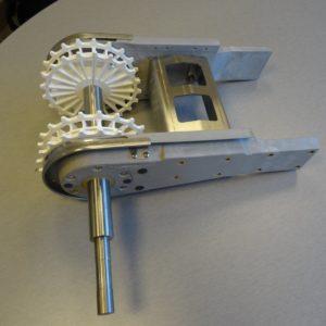 50MM Assembled drive unit