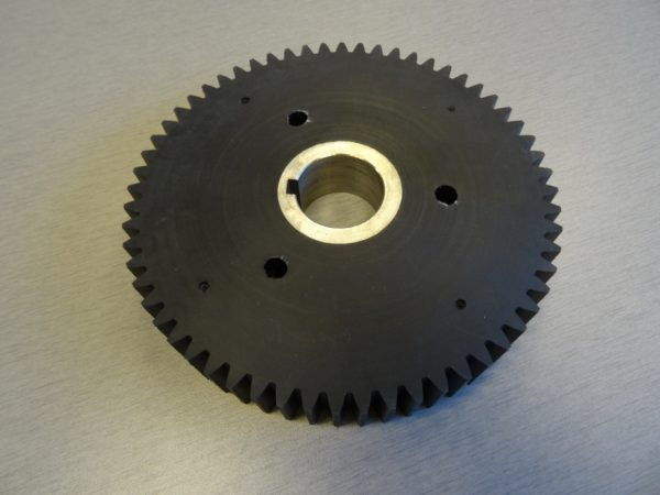 T Molded Gear For Microspan