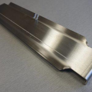 Cross Bars Stainless Steel