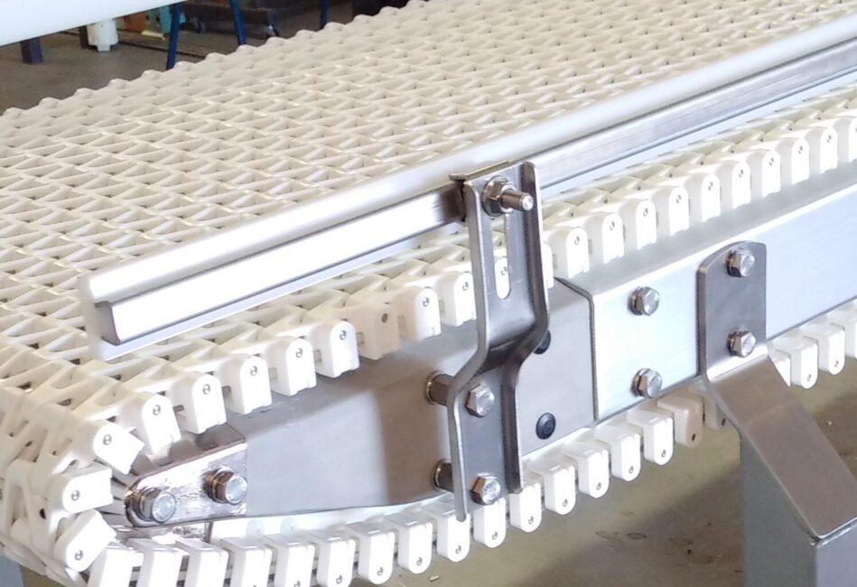 GUIDE Rail bracket channel