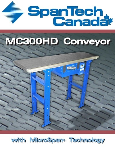 MC300HD Conveyor