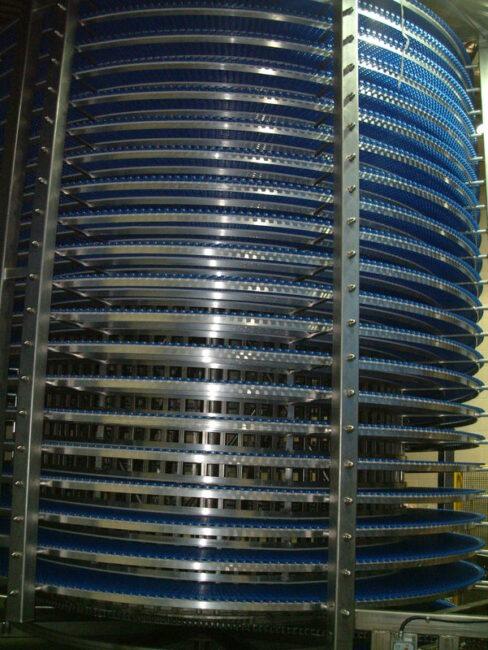 spiral conveyor