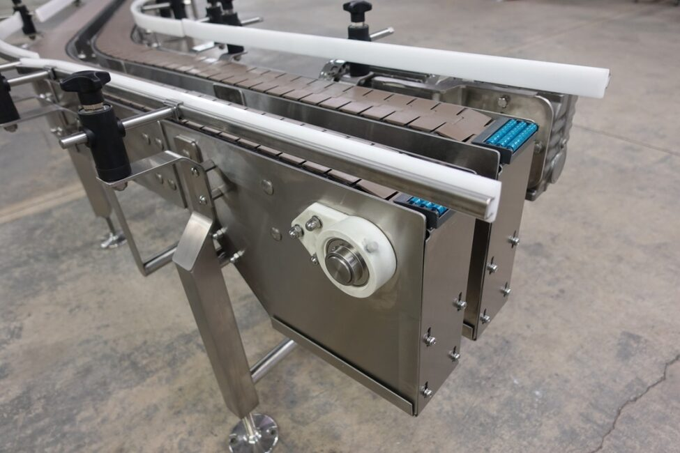 Table Top Chain Conveyor