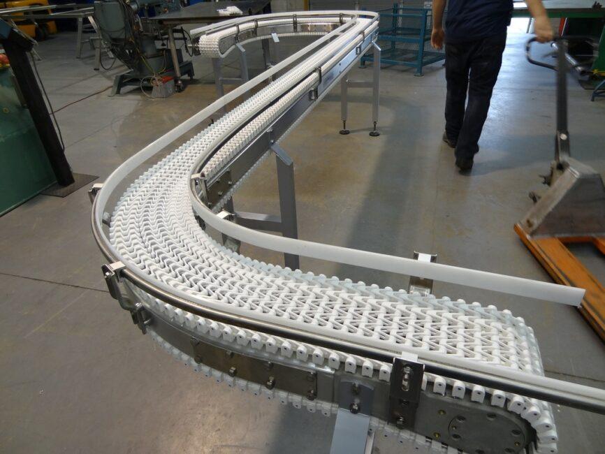 Spantech Canada Conveyor