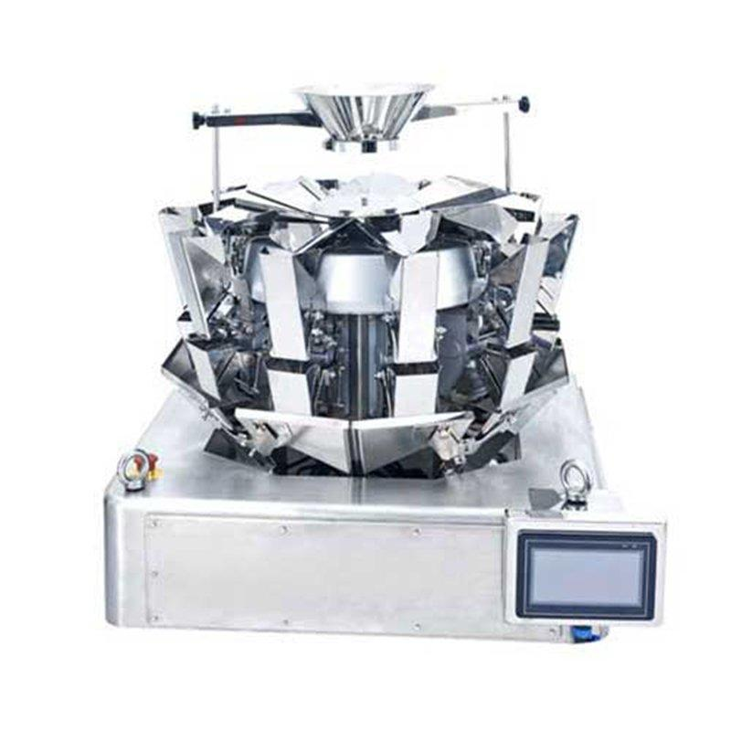 10 Heads Super High Precision Mini Weigher with 0.3L hopper
