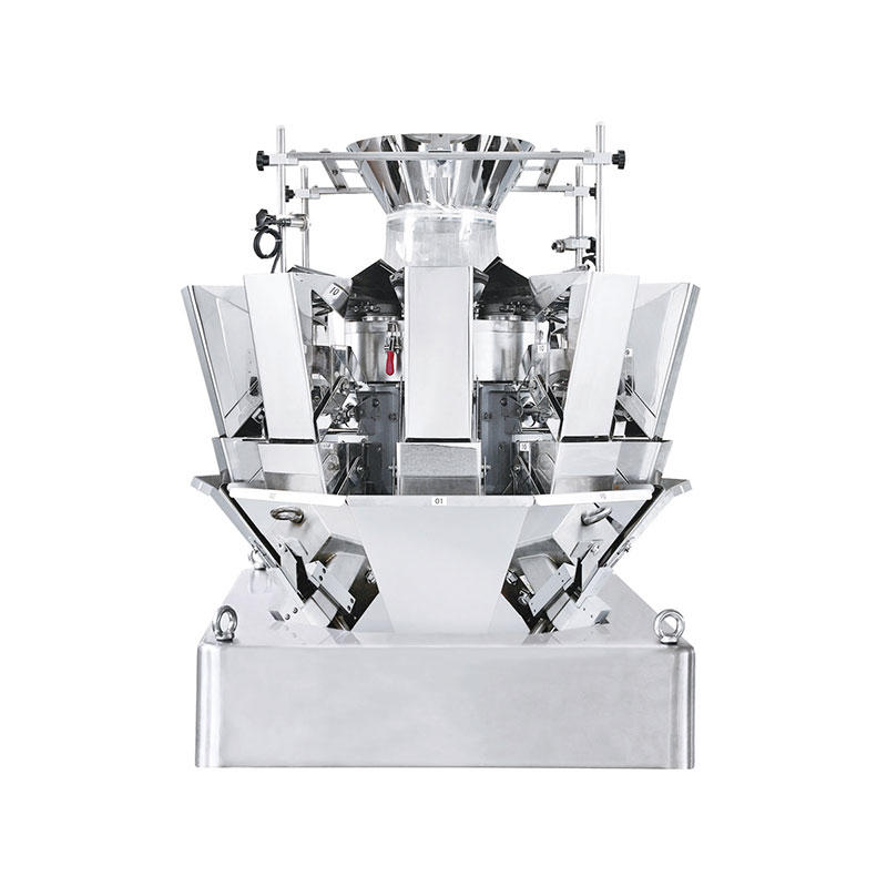 10 Heads Standard No-spring Multihead Weigher 1.6L
