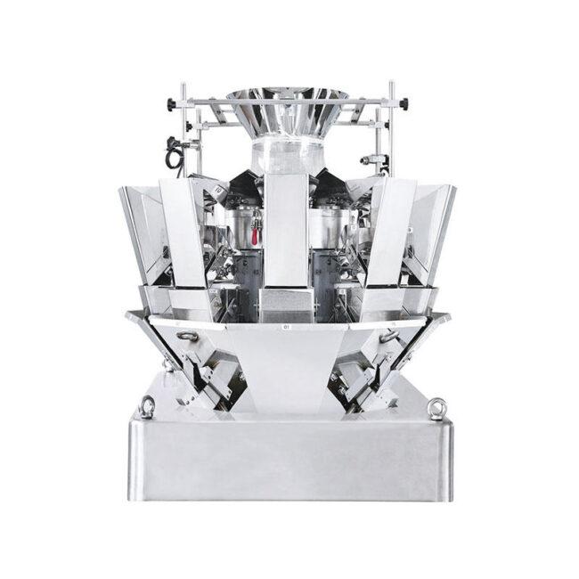 10 Heads Standard No-spring Multihead Weigher 1.6L