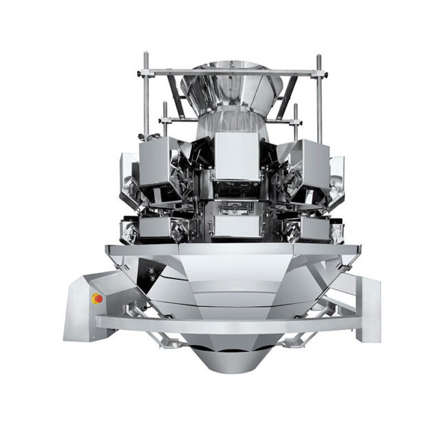14 Head Big Multi Head Weigher with Packing Machine