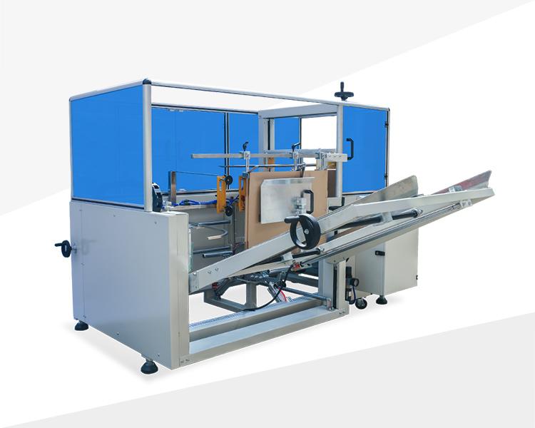 Automatic Carton Forming Bottom Sealer