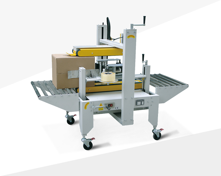 Two sides sealing machine
