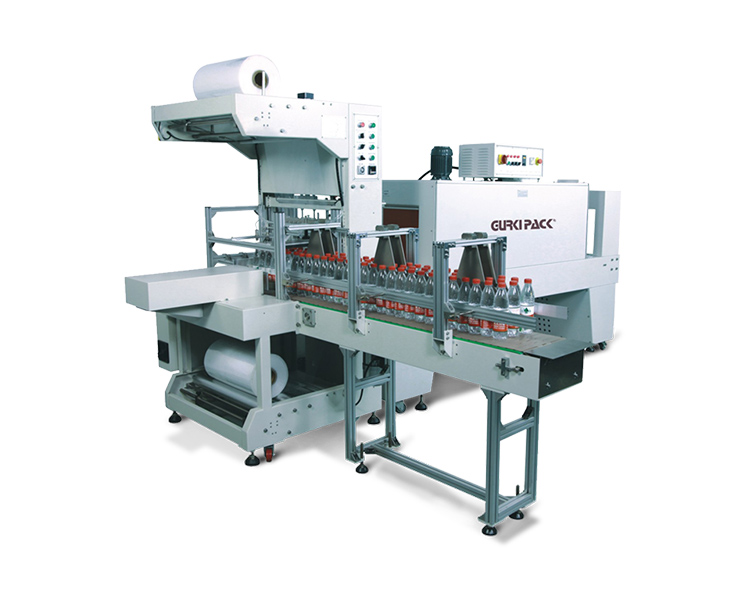 Automatic Sleeve Sealing and Shrinking Machine