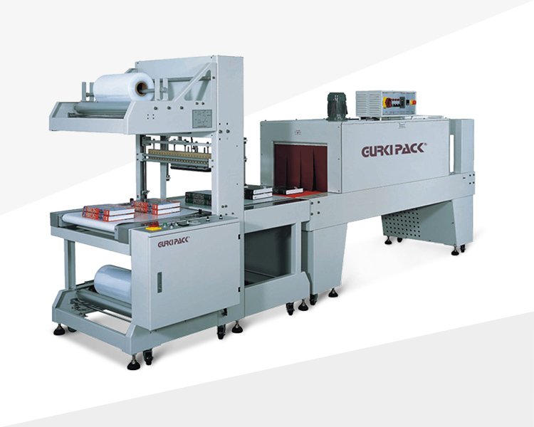 Automatic Frontal Feeding Sleeve Sealing and Shrinking Machine