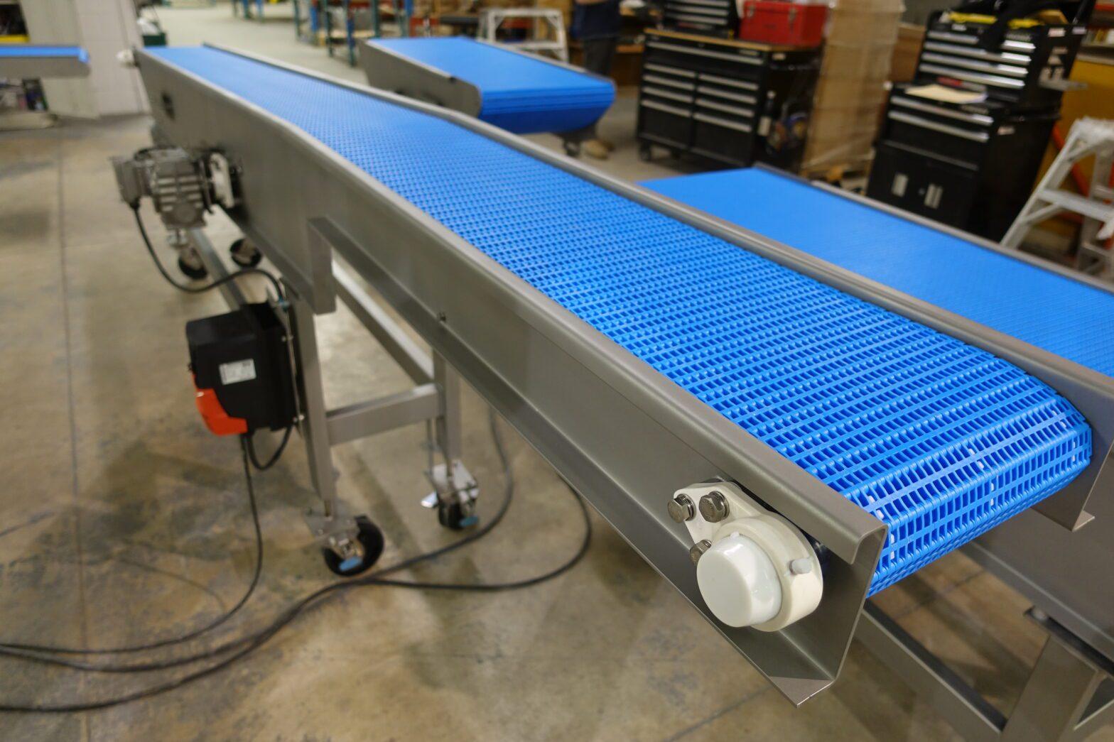 SpanTech conveyors